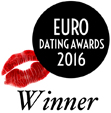 Euro Dating Awards Winner logo